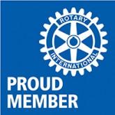 Rotary Proud Member